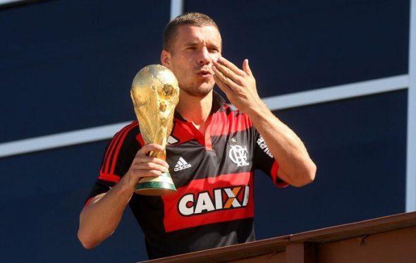 Flamengo - podolski