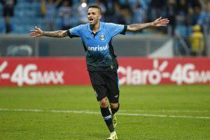 Reprodução/Flickr Oficial Grêmio_Luan