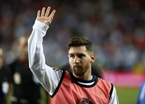 Lionel Messi, Messi, Argentina, Seleção Argentina, Copa América Centenário, Copa América 2016, final, entrevista coletiva