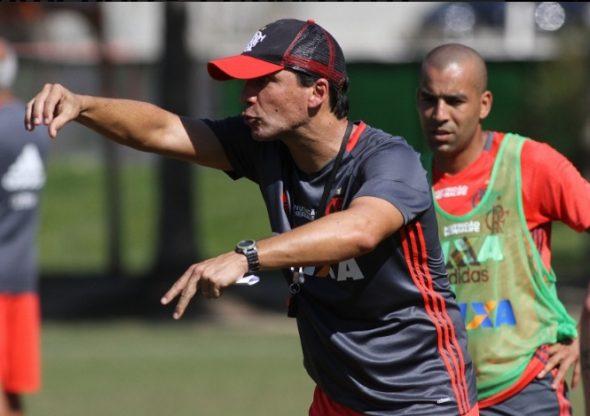 Ze Ricardo - Foto: Gilvan de Souza / Flamengo