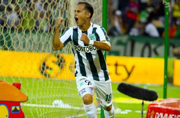 Santos estuda Guerra e Ibargüen, campeões da Libertadores com o Atlético Nacional, para 2017