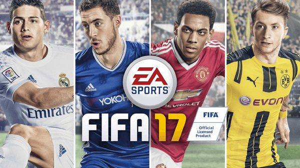 Primeiro trailer de Fifa 17 é divulgado; assista