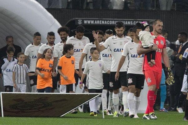 Corinthians x Fluminense 2016