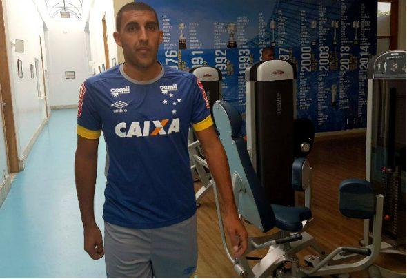 Crédito da foto: Cruzeiro / Divulgação