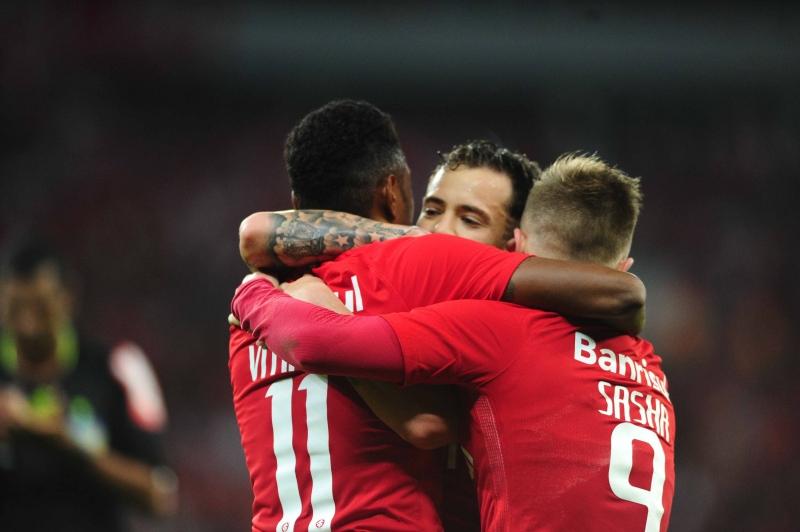 Internacional 2 x 0 Atlético-MG