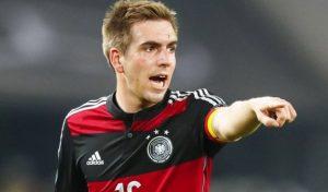 Além de campeão em 2014, Lahm foi 3º colocado com a Alemanha nas copas de 2006 e 2010 - Reprodução/ Twitter