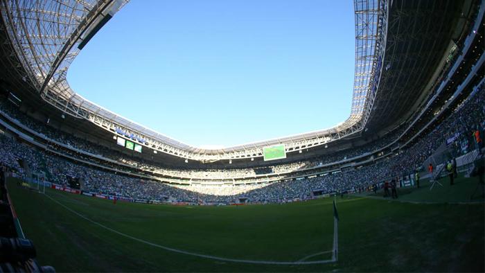 Palmeiras 233 o 250 nico grande paulista sem est 225 dio licenciado no pes