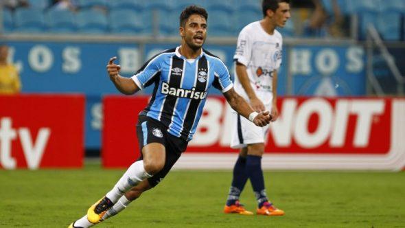Henrique Almeida (Grêmio). (Foto: Lucas Uebel/Grêmio)