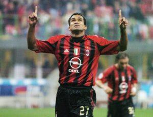 Serginho ganhou a Liga dos Campeões em 2003 e 2007 - Reprodução/ Twitter