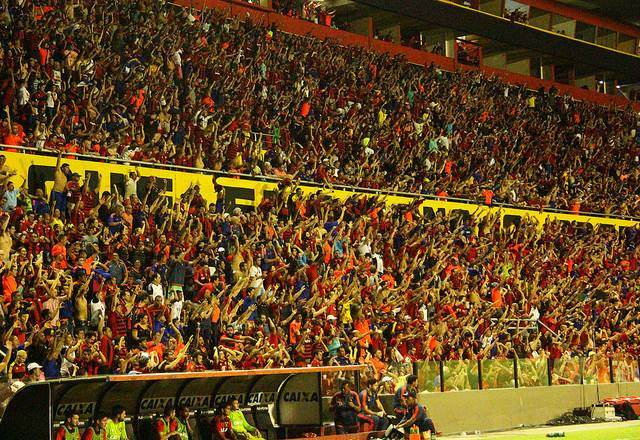 Fluminense x Sport - Brasileirão 2016