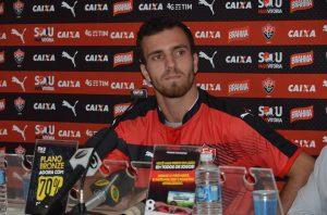 Crédito da foto: Reprodução\ Facebook oficial do Esporte Clube Vitória