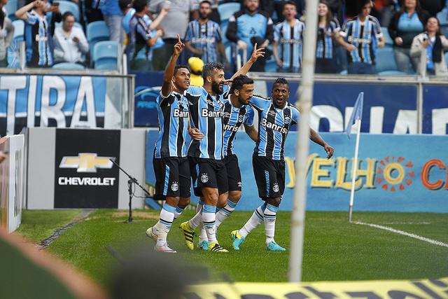 Resultado de imagem para América-MG x Grêmio  2016