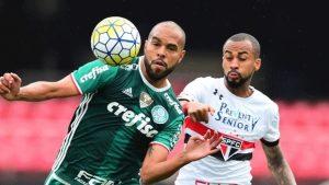 SP venceu o Palmeiras em 2016. Foto: Site SP