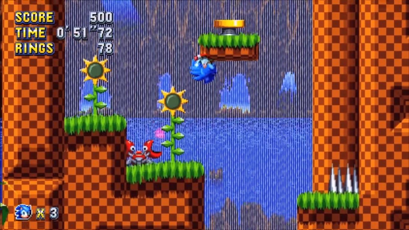 SEGA revela Sonic Mania para PC, Xbox One e PS4