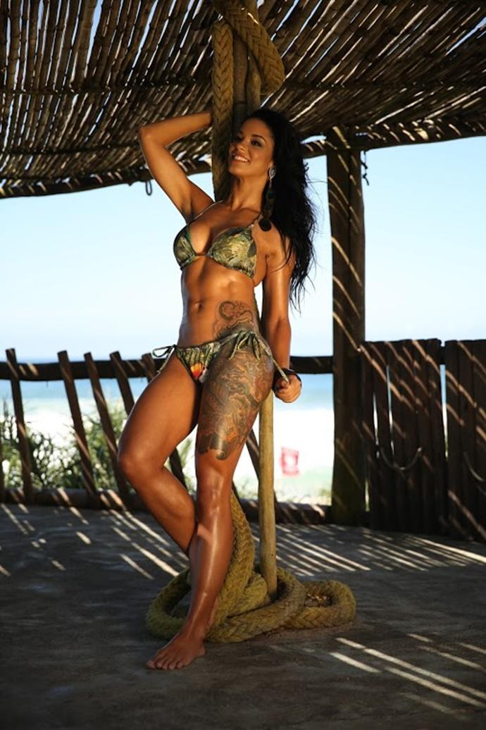 Jennifer de Paula - Foto: Davi Borges / MF Models Assessoria
