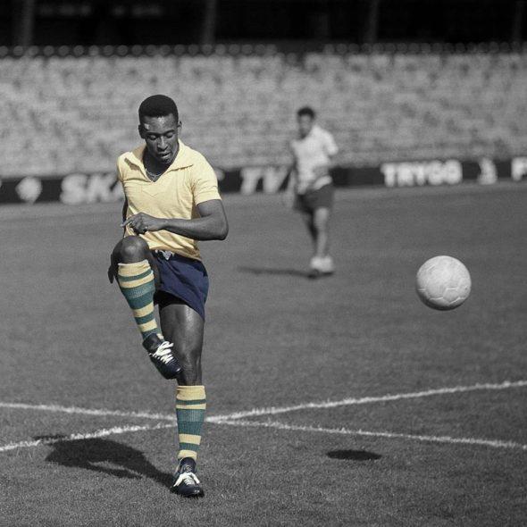 Crédito da Foto : Reprodução/Facebook Oficial do Pelé