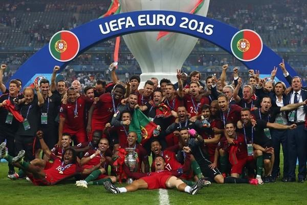 Portugal campeão da Eurocopa 2016