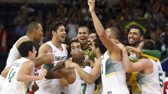 Seleção Brasileira de basquete/ Divulgação