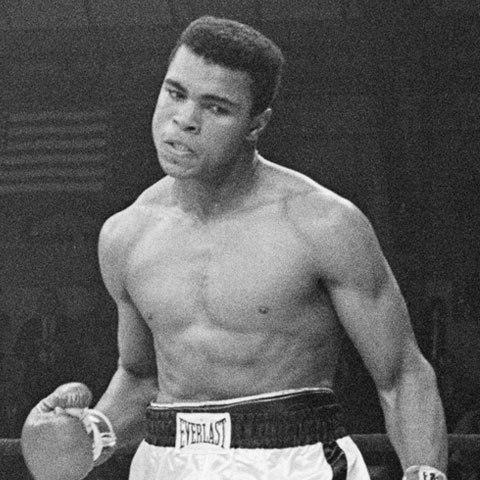 Facebook Oficial de Muhammad Ali
