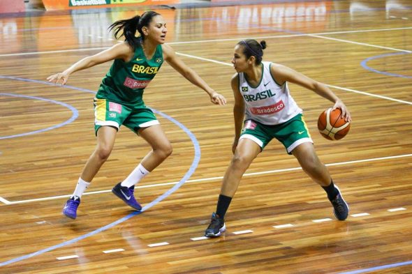 basquete feminino brasil