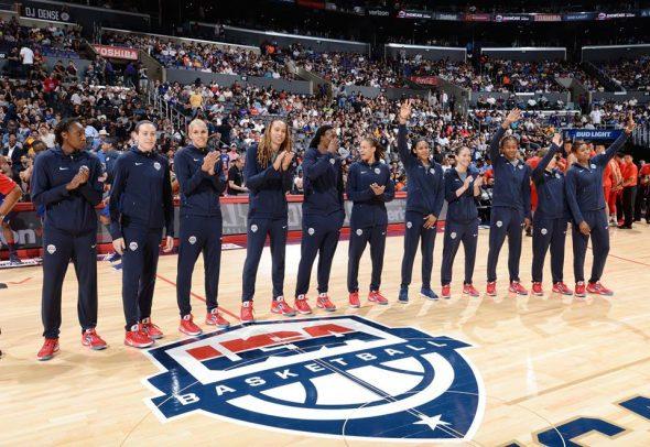 basquete feminino estados unidos