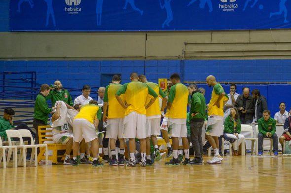 basquete masculino brasil