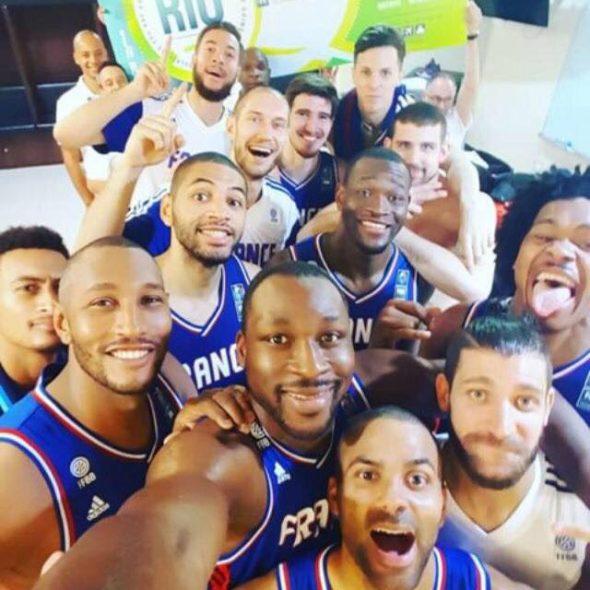 basquete masculino franca
