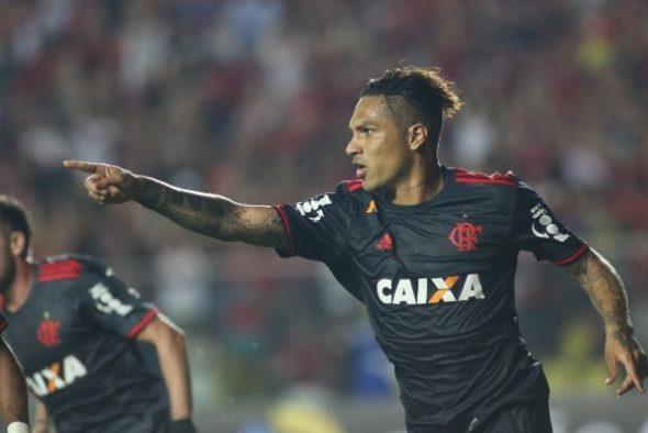 Guerrero - Foto: Reprodução/Instragram do Flamengo