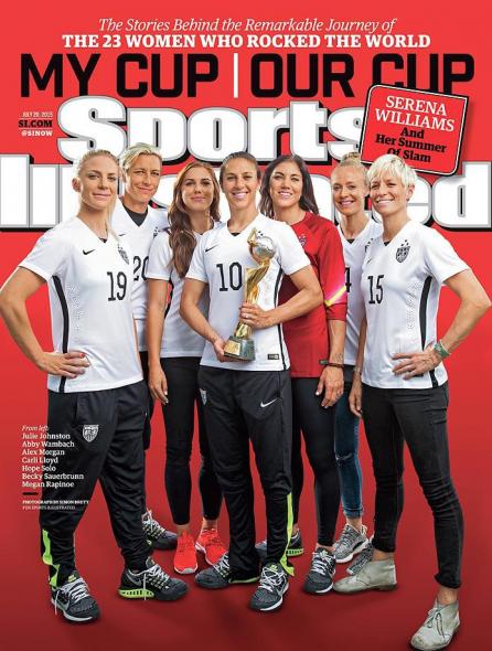 futebol feminino EUA