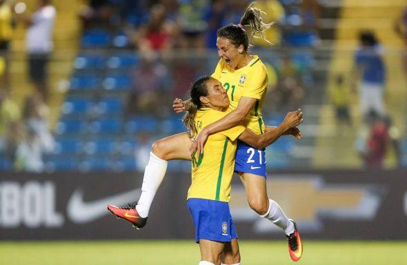 futebol feminino brasil mulheres