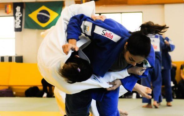 judo mariana silva
