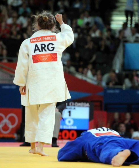 judo pareto