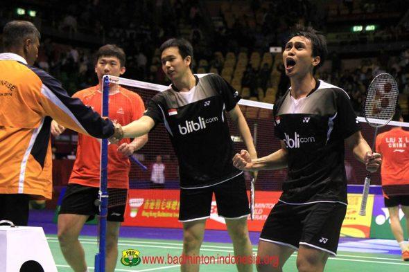 mohammed badminton