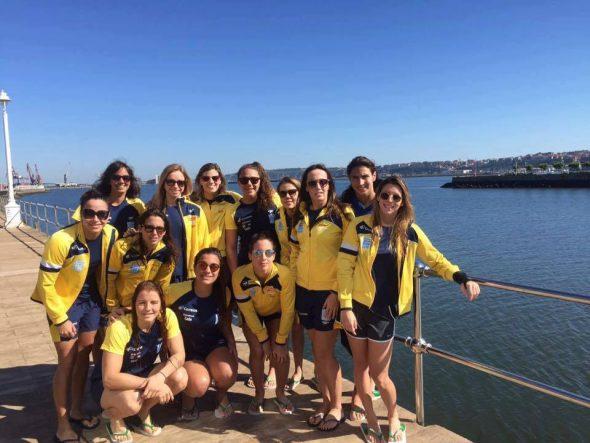polo aquatico brasil mulheres