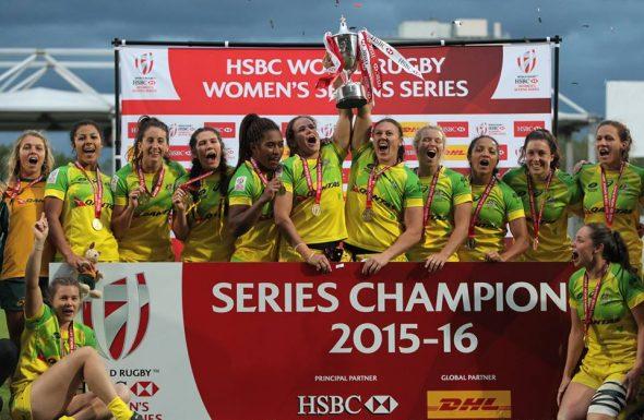 rugby de sete feminino australia