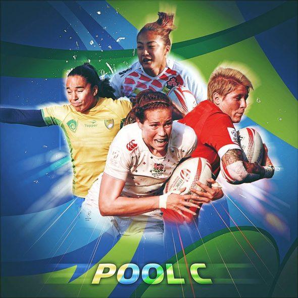 rugby de sete grupo c
