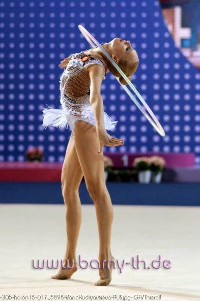 russa individual ginastica artistica