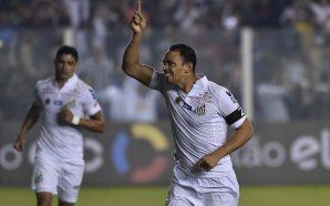 Santos 3 x 0 Gama - Com hat-trick de Ricardo Oliveira, Peixe encaminha classificação para as oitavas de final da Copa do Brasil