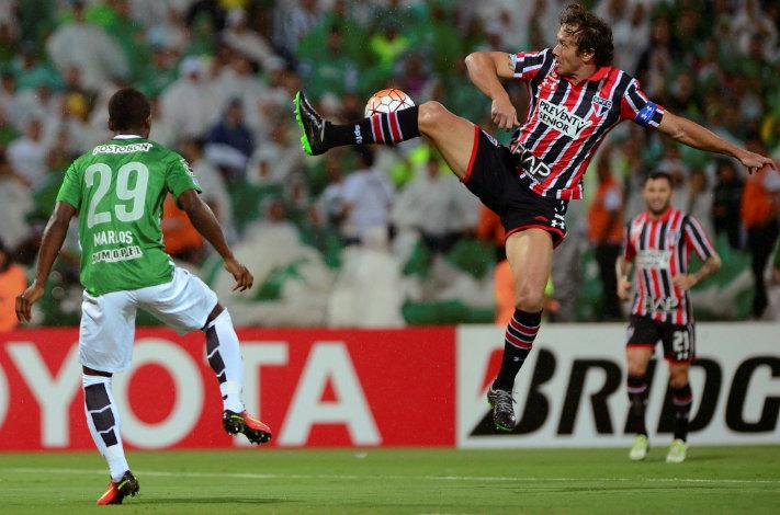Atletico Nacional x sao paulo