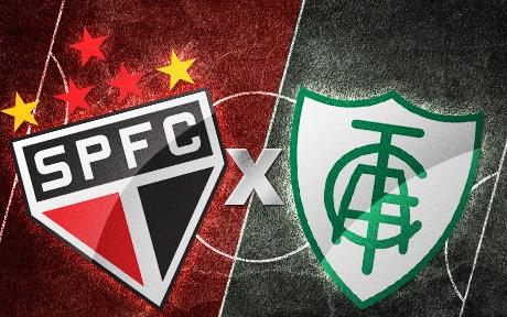 Resultado de imagem para São Paulo x América-MG