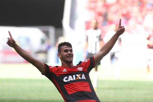 Felipe Vizeu - Foto: Gilvan de Souza/Flamengo
