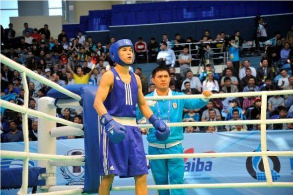 yasimov boxe