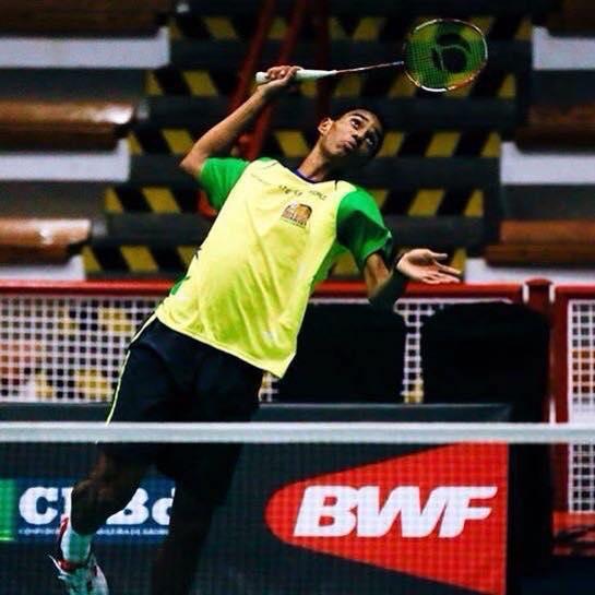 ygor coelho badminton
