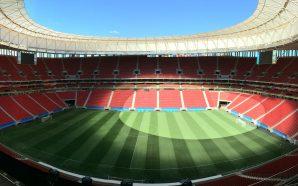 Mané Garrincha receberá partida de vôlei entre Brasil e Portugal