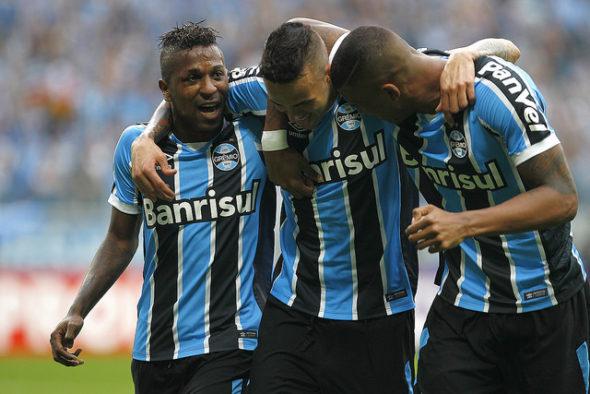 Botafogo x Grêmio