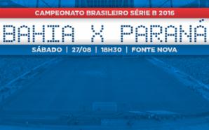 Bahia x Paraná Clube
