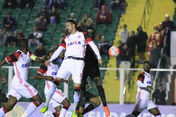 Donatti - (Foto: Luiz Henrique/Flickr do Figueirense)