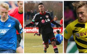 Conheça os jovens talentos que participarão da Bundesliga 16/17