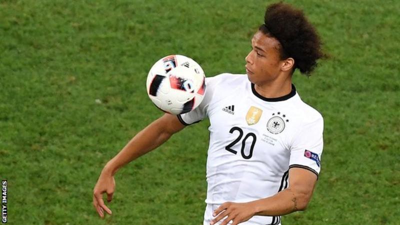 Promessa alemã está em Manchester para assinar com o City