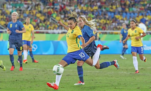 Olimpíada: definidos os confrontos do futebol feminino; Brasil enfrenta Austrália
